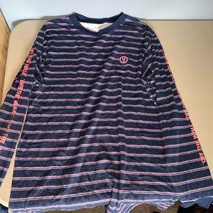 Long Sleeve Vans T Shirt
